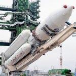 На космодроме «Восточный» начался монтаж оборудования стартового комплекса для ракет «Ангара»