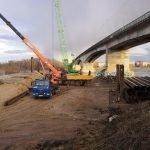 В Ленобласти начали строительство новых мостов через реки Волхов и Свирь