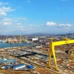 Судоверфь «Звезда» начала строительство танкера типа Aframax для «Совкомфлота»