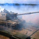 Уралвагонзавод передал МинобороныРФ партию модернизированных гаубиц «Мста-С»
