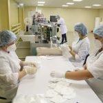 Новое производство защитных масок-респираторов открыли вподмосковных Луховицах