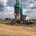 «НоваВинд» приступила кстроительству «Марченковской» ВЭС вРостовской области