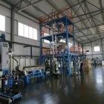 Новое производство композиционных материалов для изоляции кабелей