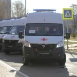Рязанские больницы получили 22 автомобиля скорой помощи