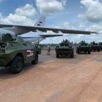 ВЦАР доставлена вторая партия бронетранспортеров изРоссии