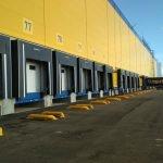 ВЛенинградской области открыт крупнейший распределительный центр икулинарная фабрика сети «Лента»