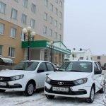 Белгородские медики получили 44 служебных авто