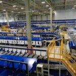 ВНовосибирске запустили первый вРоссии сортировочный хаб «Почты России»
