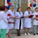 ВЮгре открыли новую врачебную амбулаторию
