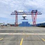 ВКалужской области открылся новый контейнерный терминал «Запад»