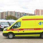Челябинские медики получили новые скорые спередовым оборудованием