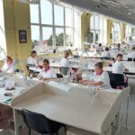 На Калининградском янтарном комбинате открылось новое ювелирное производство