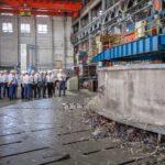 ВСамарской области запустили производство оборудования для египетской АЭС