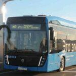 ВБелгороде проходит тестовую обкатку первый электробус